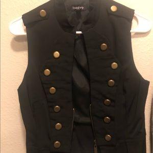 Bebe Military Vest